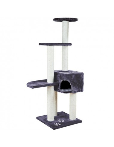 Trixie Alicante Scratching Cat Tree, Grey