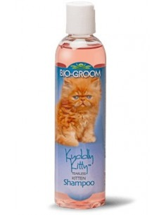 Biogroom Kuddly Kitty Tearless Shampoo 236ml