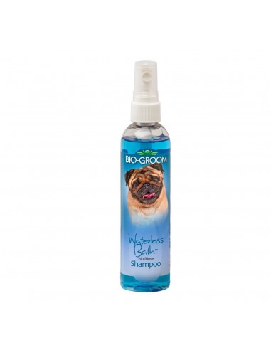 Biogroom Waterless bath shampoo 235 ml