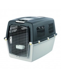 Gulliver Pet Carrier, Dark Grey 41 x 30 x 29 inch