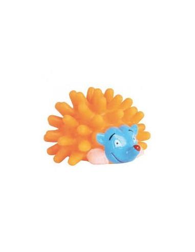 Trixie Hedgehog Vinyl Dog Toy, Medium