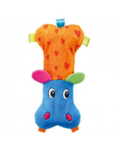 Trixie Hippo Plush Toy For Dogs