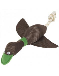 Duck Shape Quacks Barney Dog YToy