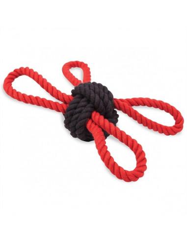 Pet Brands New England Sailors Knot Dog Toy
