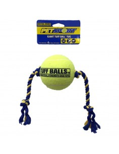 Giant Tuff Ball Tug 1 pk inch
