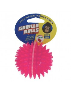 Petsport Gorilla Ball Medium Color May Vary