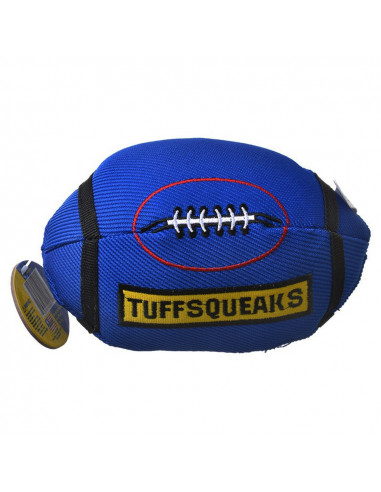 Petsport Tuff Squeaks Mini Football