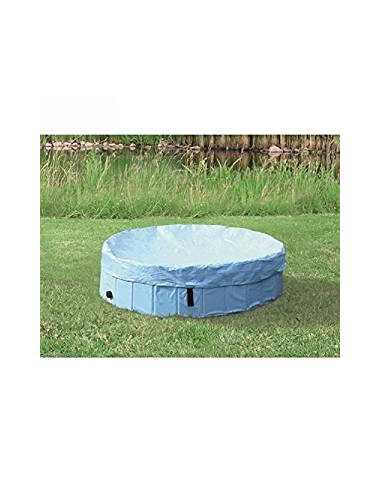 Cover for dog pool 39482, Light blue