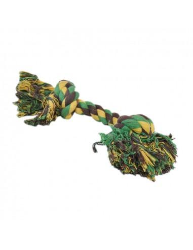 Petsport Large Four Knot Cotton Rope, 63 cm