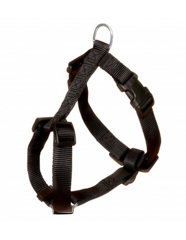 """Trixie Classic Harness - Small - 16"""" - 26""""/15 mm - Red"""
