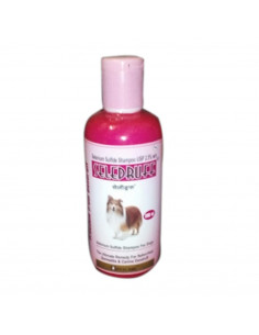 Seledruff Anti-Dandruff Shampoo For Dog, 150 ml
