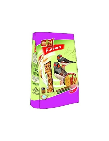 Vitapol Food For Zibra Finch & Exotic Birds 500gms
