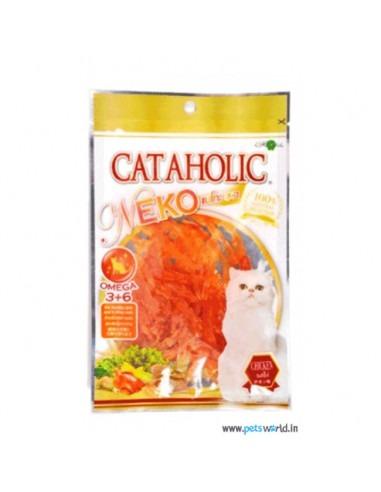 Neko Cat Soft Chicken Jerky Sliced 30 gm