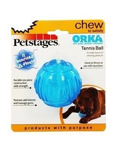 ORKA Tennis Ball, Diameter 8 cm
