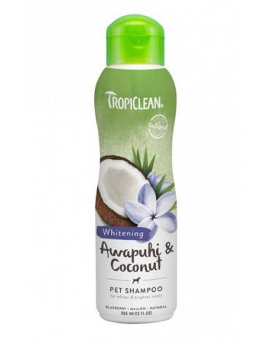 TROPI CLEAN Awapuhi & Coconut Shampoo, Whitening, 355 ml