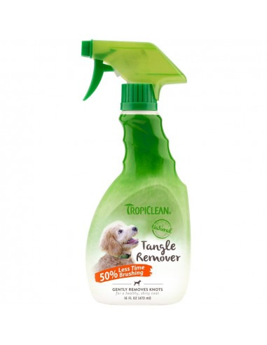 TROPICLEAN Tangle Remover Removes Knots  473 ml