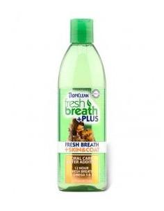 TROPICLEAN Fresh Breath Skin & Coat Water Additive 473 ml