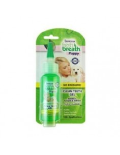 TROPICLEAN Fresh Breath Puppy Clean Teeth Gel  59 ml