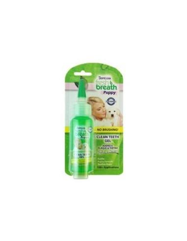 TROPICLEAN Fresh Breath Puppy Clean Teeth Gel  59 ml