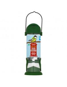 PET BRAND  Tesco Wild Bird Seed Feeder, Plastic