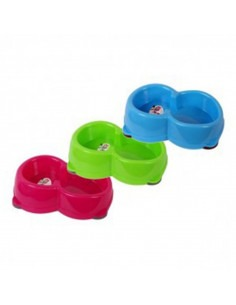 PET BRAND Colours Auto Food Feeding Bowl