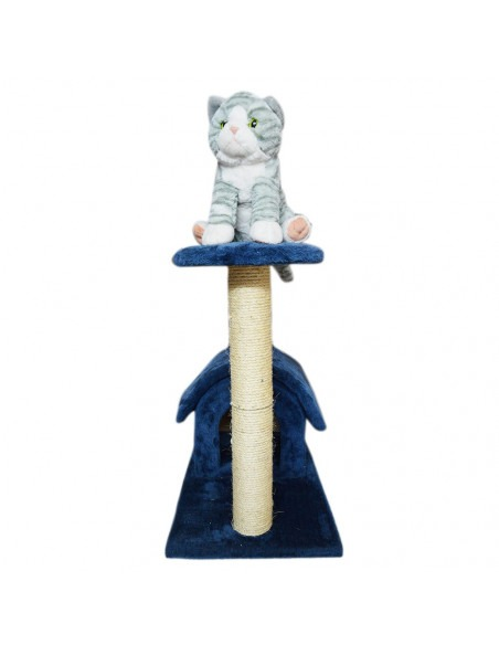 Pawzone Cat Scpatching Toy