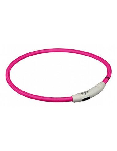 Trixie, USB Flash Light Ring Collar