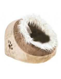 Trixie, Minou Cuddly Cave Dog/Cat Bed, 20x12x16inch
