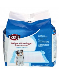 Trixie, Nappy Puppy Pad 50 Pads Pack, 40x60cm