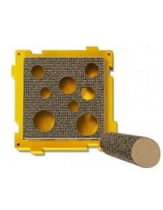 Outward Hound, Treat Pockets Scratcher with Post, 26Lx26Wx10H cm