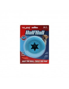 Half Ball Interactive Dog Toy Large