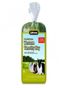 Zupreem Natures Promise Western Timothy Hay 400grms