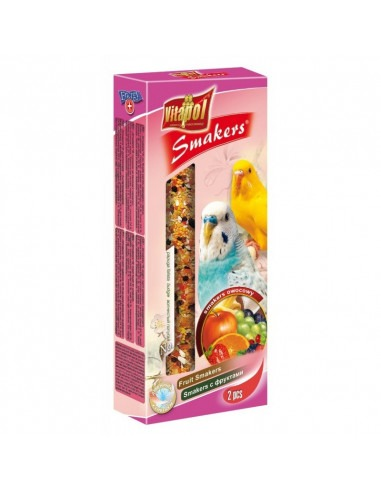 Vitapol Fruit Smakers For Budgie90 gms