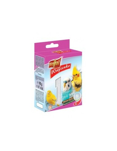 Vitapol XL Mineral Block For Birds-Natural 190gms