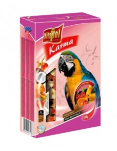 Vitapol Food For Big Parrots 900gms