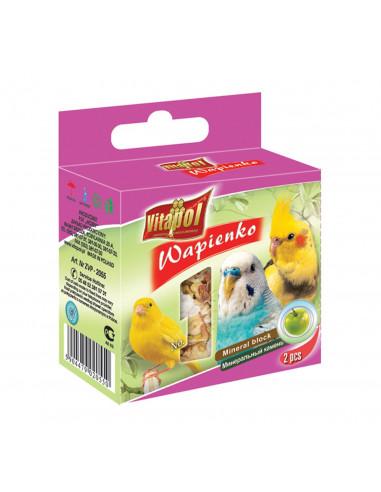 Vitapol Mineral Block For Birds Shells 40gms