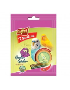 Vitapol Vitaline Chit Chat For Budgie 20gms