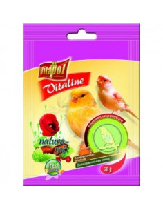 Vitapol Vitaline Mix Natural For Canary 20gms