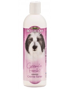 Biogroom, Groom n Fresh Scented Crème Rinse Conditioner 355ml