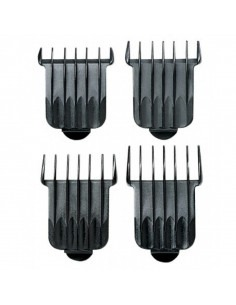 Andis Plastic Snap On Combs 4-Piece Set