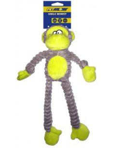 Tuff Squeaks Jungle Monkey Double Stitched, 36cm