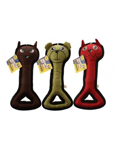Tuff Squeaks Ballistic Pet Pal Toy  31cm