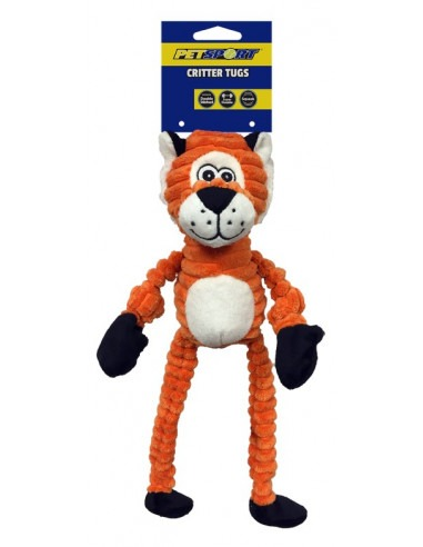 Critter Tug Assorted Toy 33cm