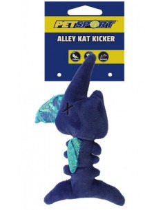 Alley Kat Kicker Ultra-Soft Plush 15cm