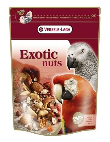 Versele - Laga Prestige Premium-Parrots Exotic Nuts Mix-0.750gm