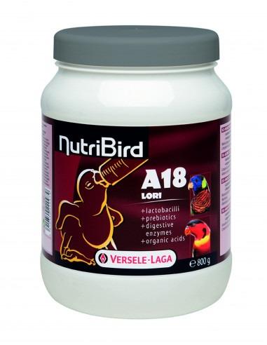 Versele - Laga Nutri Bird-A18 Lori-0.800gm