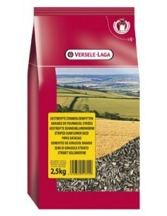 Versele-Laga-Sunflowerseeds Striped-2.5kg