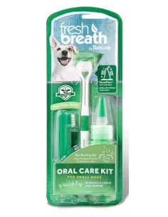 Ttropiclean Fresh Breath Oral Care Traditional Kit For Dogs