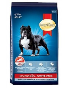 Smart Heart Adult Dog Food Power Pack 20 Kg
