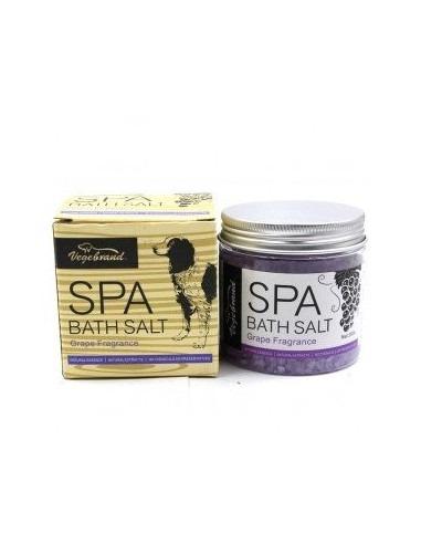 VegeBrand Spa Bath Salt Bamboo Fragrance 200Gms